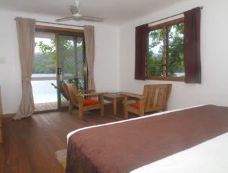 Evis Resort comfortable bedroom