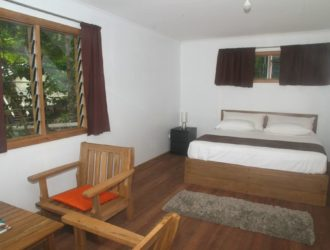 Evis Resort comfortable accommodation