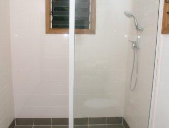 Evis resort first class bathrooms